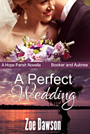 A Perfect Wedding, manuscript edited by Faith Freewoman