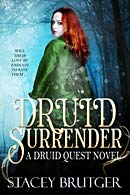 Druid Surrender, manuscript edited by Faith Freewoman