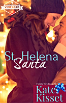 St. Helena Santa, edited Faith Freewoman