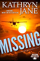 Missing, manuscript edited by Faith Freewoman