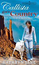 Callista Goes Country, manuscript edited by Faith Freewoman