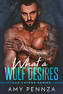 What a Wolf Desires, manuscript edited by Faith Freewoman