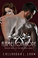 Flames of Hope, manuscript edited by Faith Freewoman
