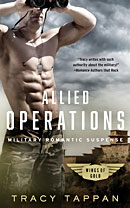 Allied Operations, military romantic suspense fiction, manuscript edited by Faith Freewoman